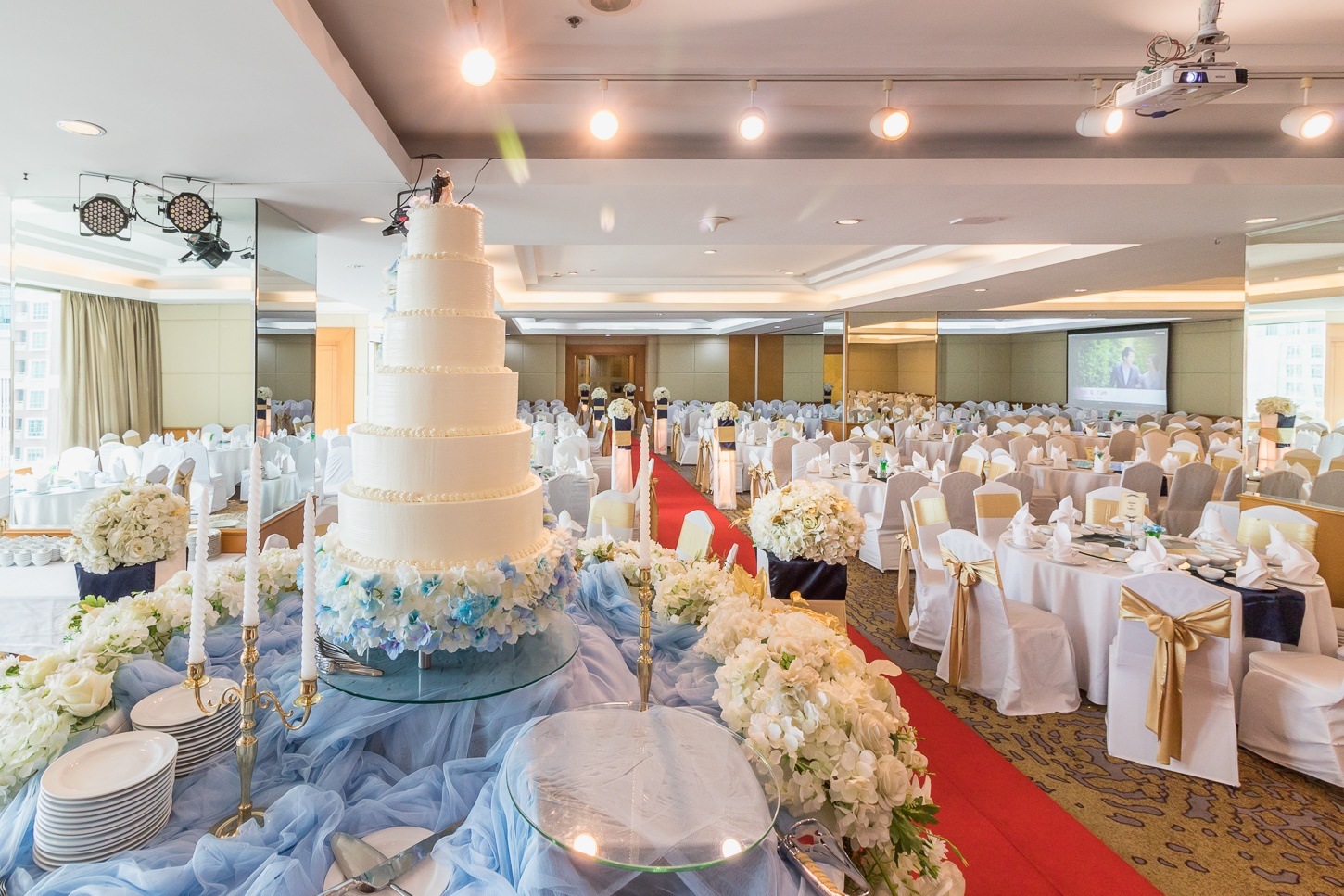 Jasmine city hotel wedding