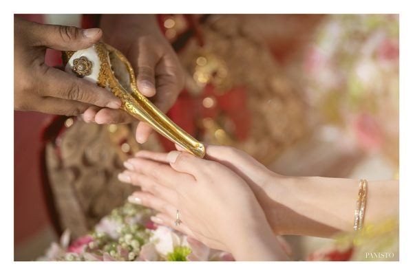 8 steps of Thai Wedding Ceremony